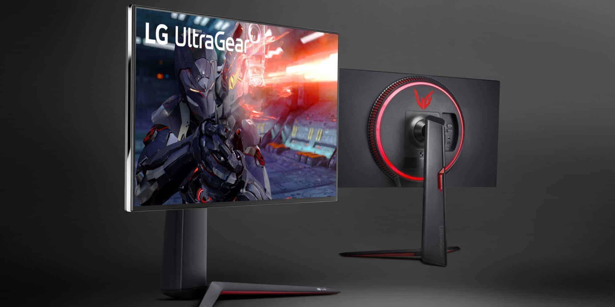 LG anuncia o seu primeiro monitor UltraGear 4K | MaisTecnologia
