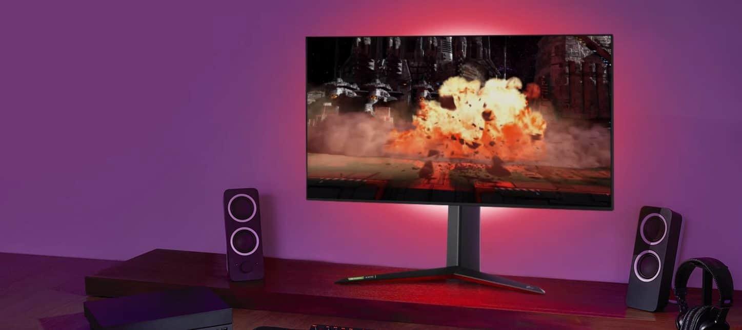 LG announces its first UltraGear 4K monitor