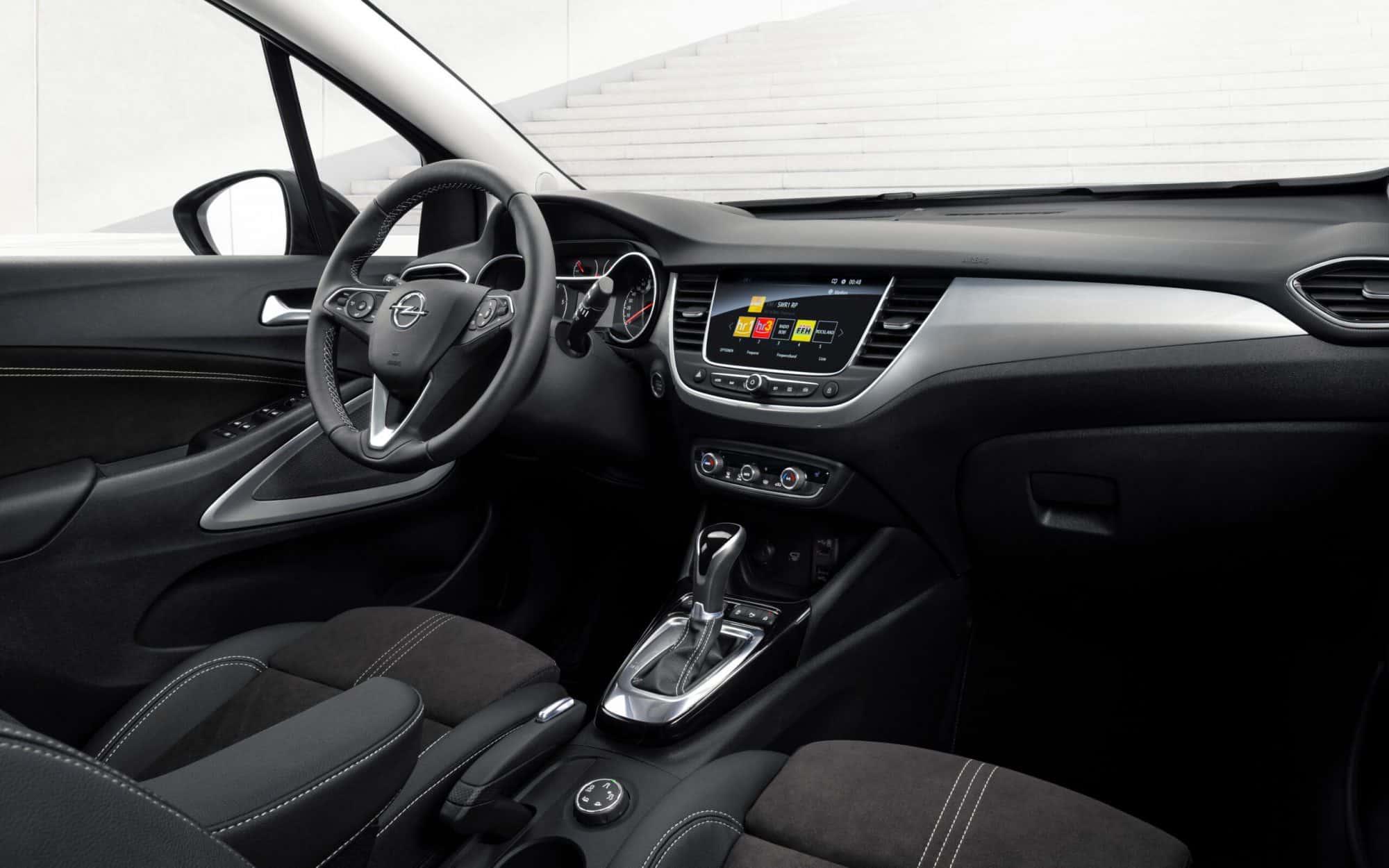 Novo Opel Crossland 2021 Maistecnologia